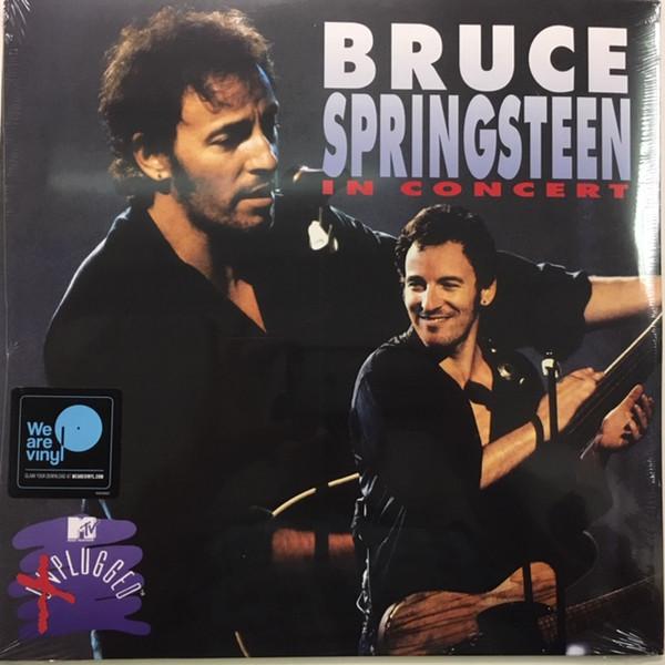 Bruce Springsteen - In Concert / MTV Unplugged - vinyl record
