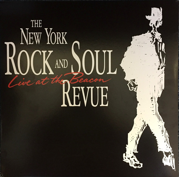 The New York Rock And Soul Revue - Live At The Beacon - vinyl record