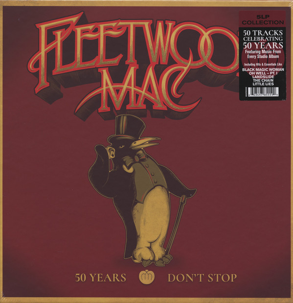 Fleetwood Mac - 50 Years - Don't Stop - vinyl record