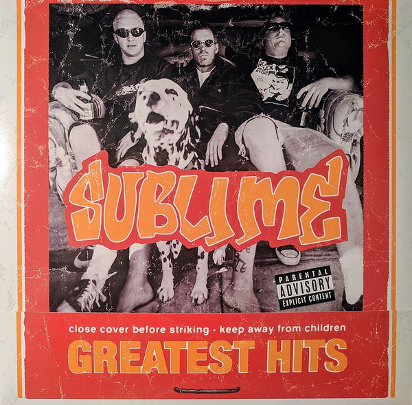 Sublime (2) - Greatest Hits - vinyl record