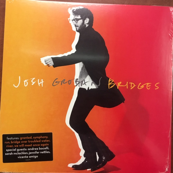 Josh Groban - Bridges - vinyl record