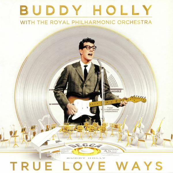Buddy Holly - True Love Ways - vinyl record