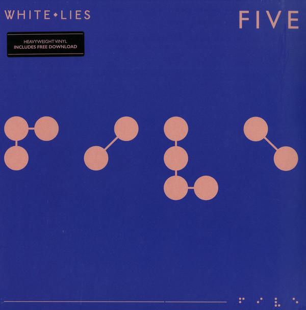 White Lies (2) - Five - vinyl record