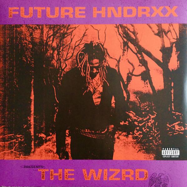 Future (4) - The Wizrd - vinyl record