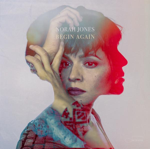 Norah Jones - Begin Again - vinyl record