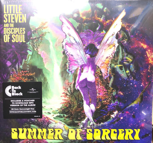 Little Steven And The Disciples Of Soul - Summer Of Sorcery - vinyl record