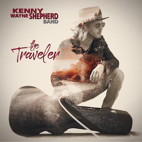 Kenny Wayne Shepherd Band - The Traveler - vinyl record