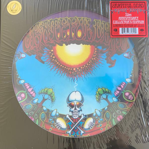 The Grateful Dead - Aoxomoxoa - vinyl record