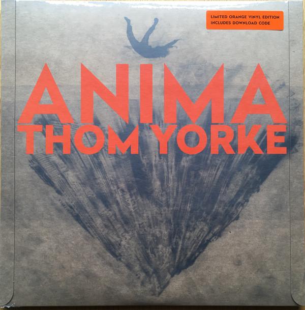 Thom Yorke - Anima - vinyl record