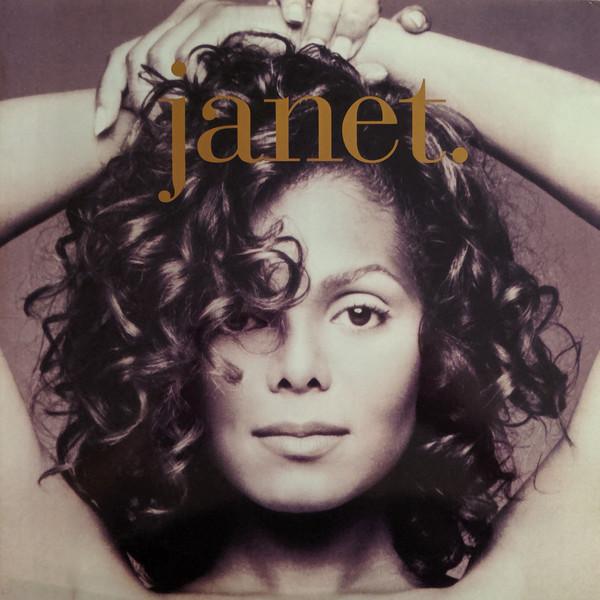 Janet Jackson - Janet. - vinyl record
