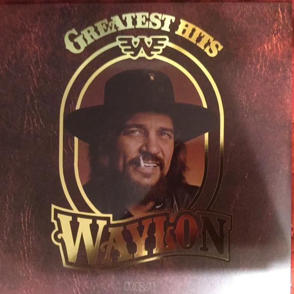 Waylon Jennings - Greatest Hits - vinyl record