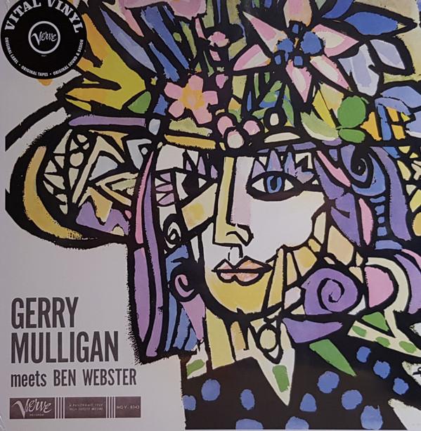 Gerry Mulligan - Gerry Mulligan Meets Ben Webster - vinyl record