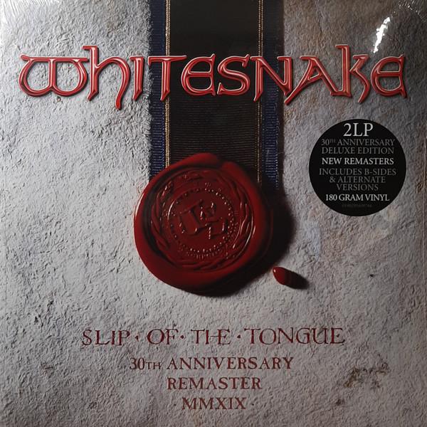 Whitesnake - Slip Of The Tongue - vinyl record