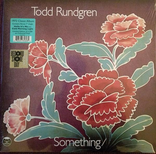 Todd Rundgren - Something / Anything? - vinyl record