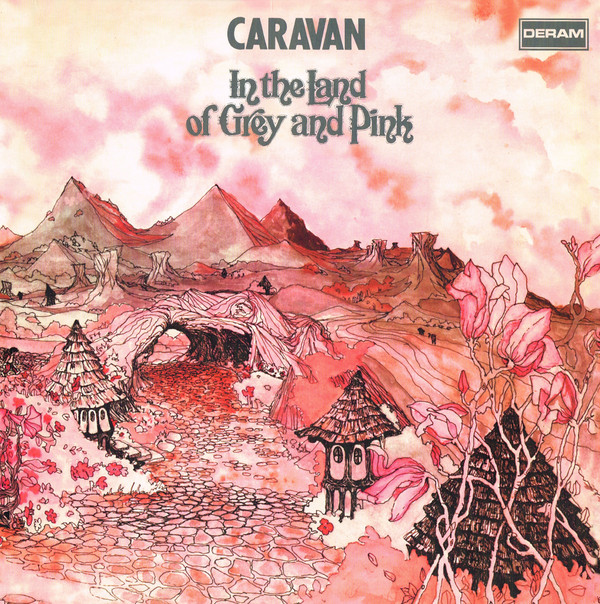 Caravan - In The Land Of Grey And Pink - vinyl record