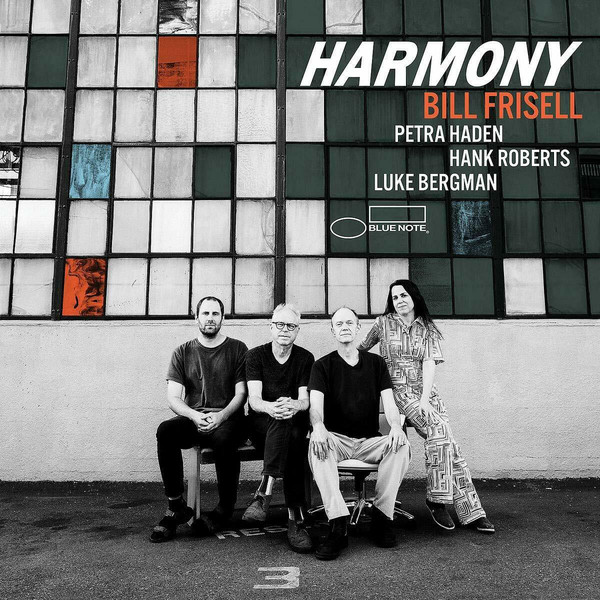 Bill Frisell - Harmony - vinyl record