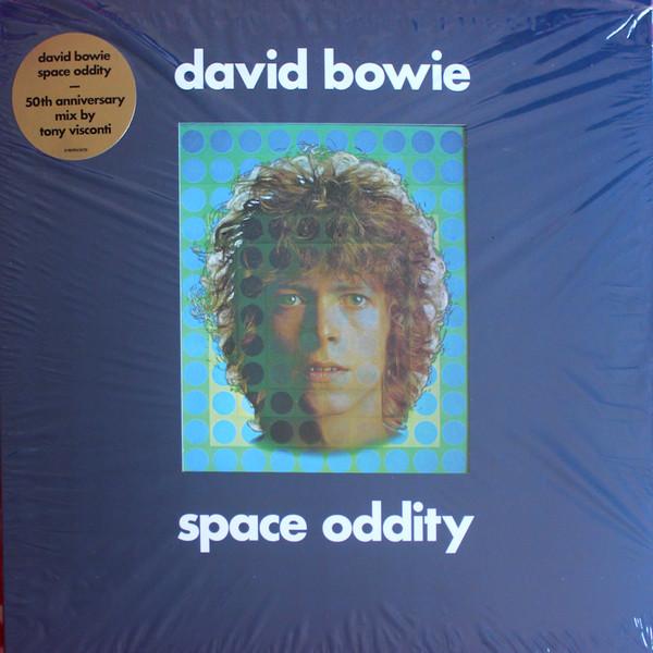 David Bowie - David Bowie - vinyl record