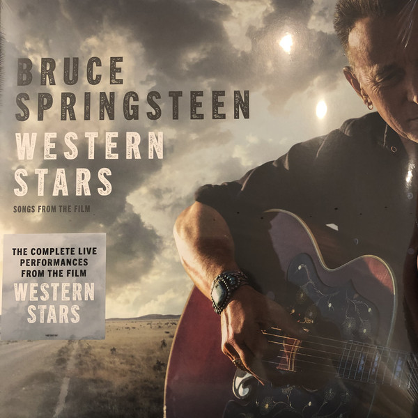 Bruce Springsteen - Western Stars – Songs From The Film - vinyl record