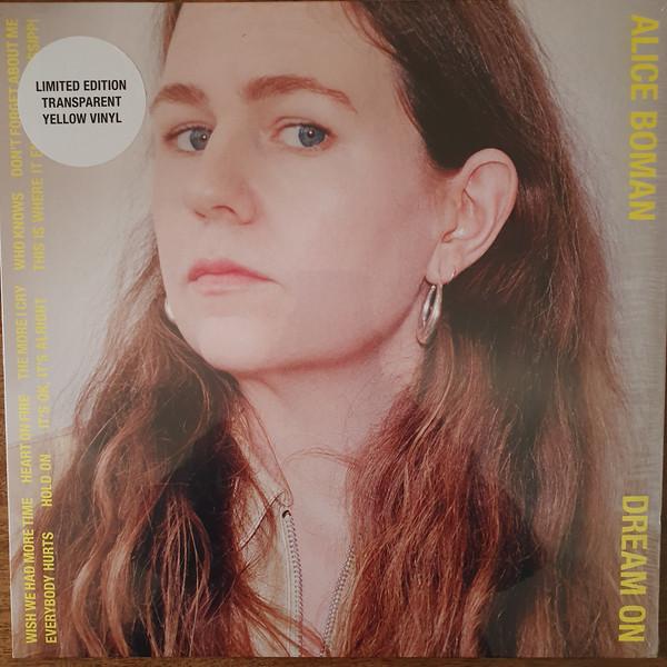 Alice Boman - Dream On - vinyl record