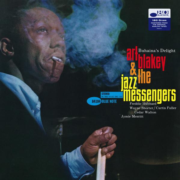 Art Blakey & The Jazz Messengers - Buhaina's Delight - vinyl record