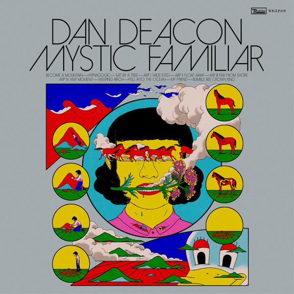 Dan Deacon - Mystic Familiar - vinyl record