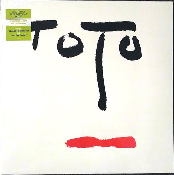 Toto - Turn Back - vinyl record