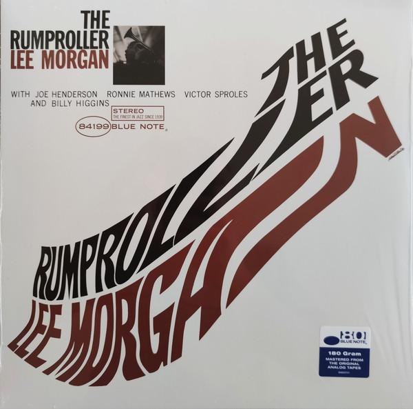 Lee Morgan - The Rumproller - vinyl record