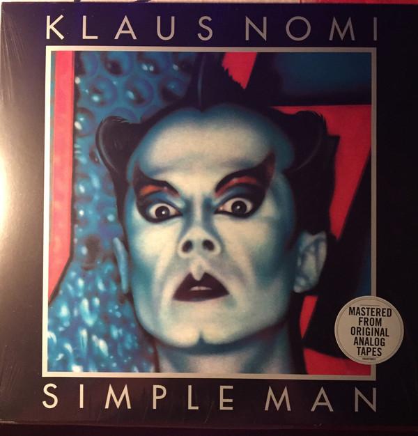 Klaus Nomi - Simple Man - vinyl record