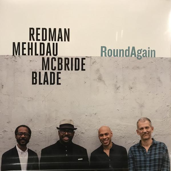 Joshua Redman - RoundAgain - vinyl record