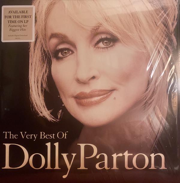 Dolly Parton - The Very Best Of Dolly Parton - vinyl record