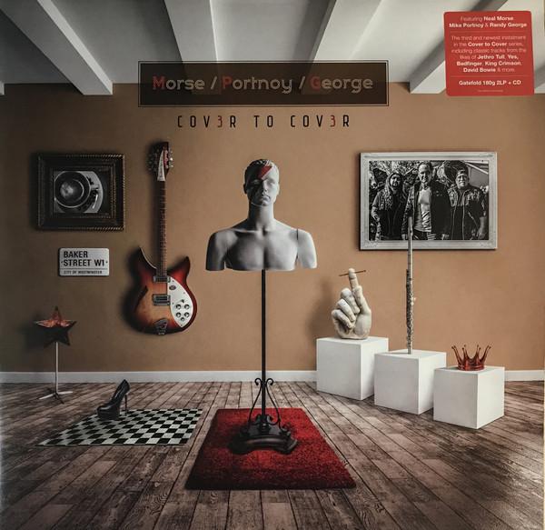 Neal Morse - Cov3r To Cov3r - vinyl record