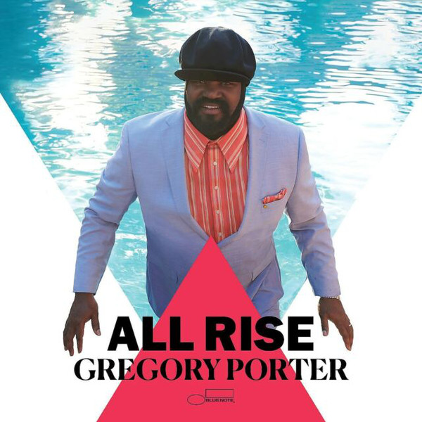 Gregory Porter - All Rise - vinyl record