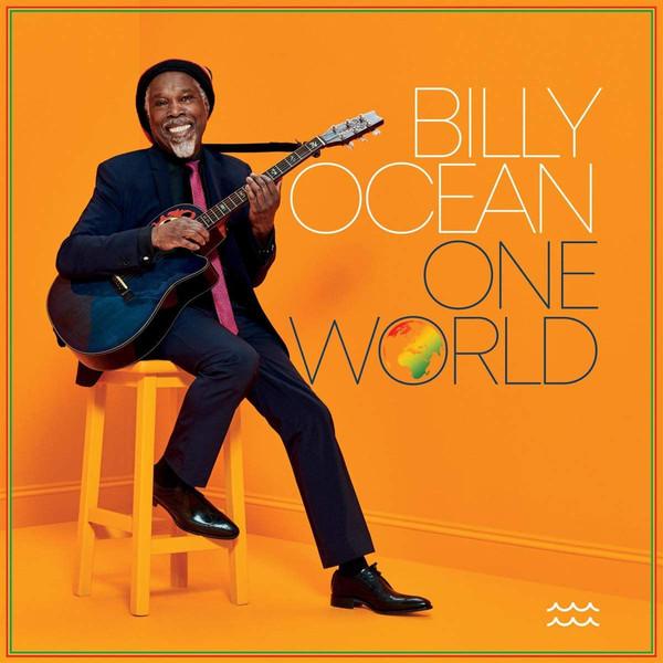 Billy Ocean - One World - vinyl record