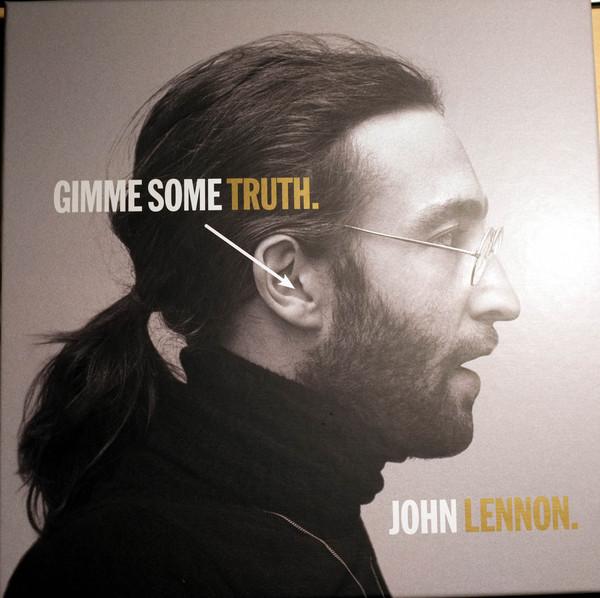 John Lennon - Gimme Some Truth. - vinyl record
