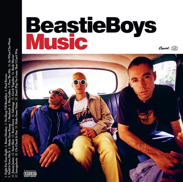 Beastie Boys - Music - vinyl record