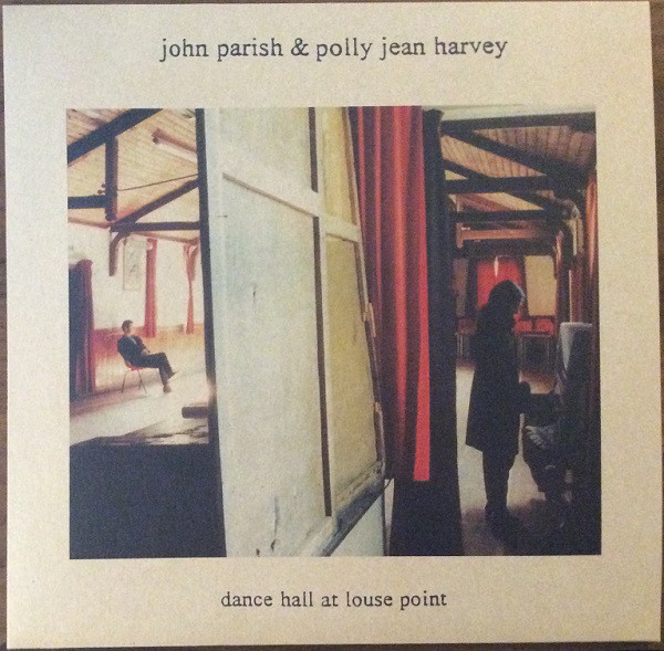 John Parish - Dance Hall At Louse Point - vinyl record
