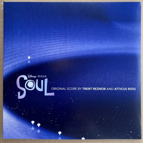 Trent Reznor - Soul - vinyl record