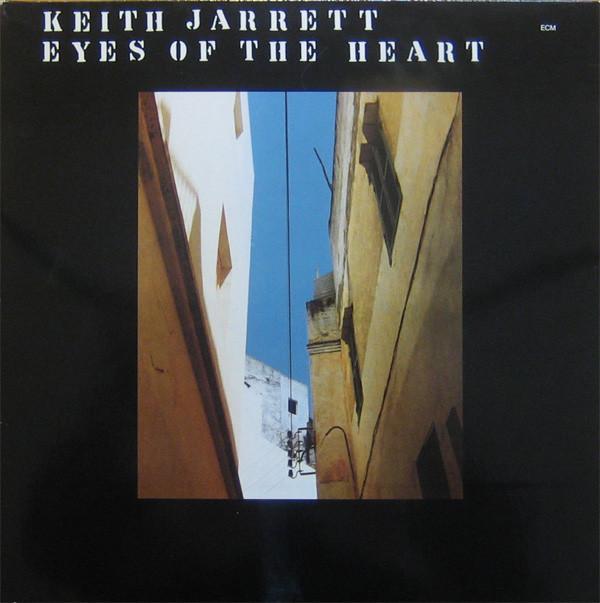 Keith Jarrett - Eyes Of The Heart - vinyl record