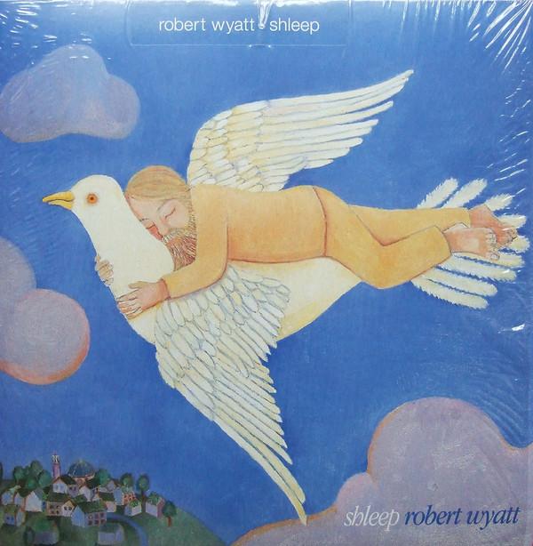 Robert Wyatt - Shleep - vinyl record
