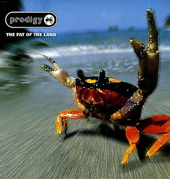 The Prodigy - The Fat Of The Land - vinyl record