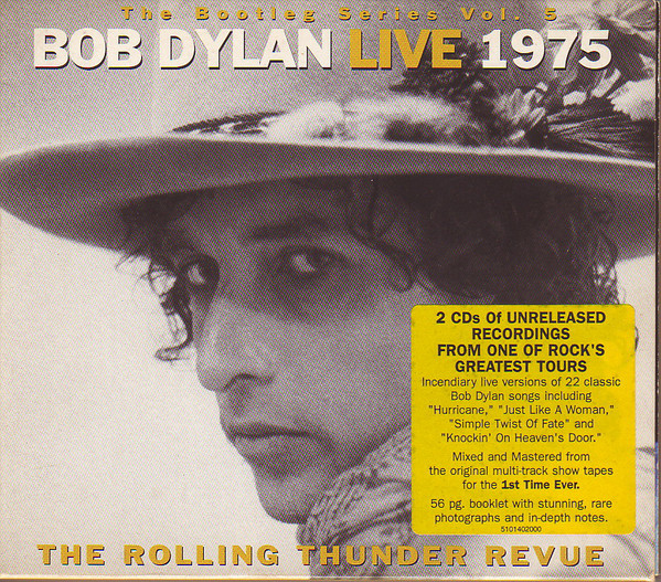 Bob Dylan - Live 1975 (The Rolling Thunder Revue)
