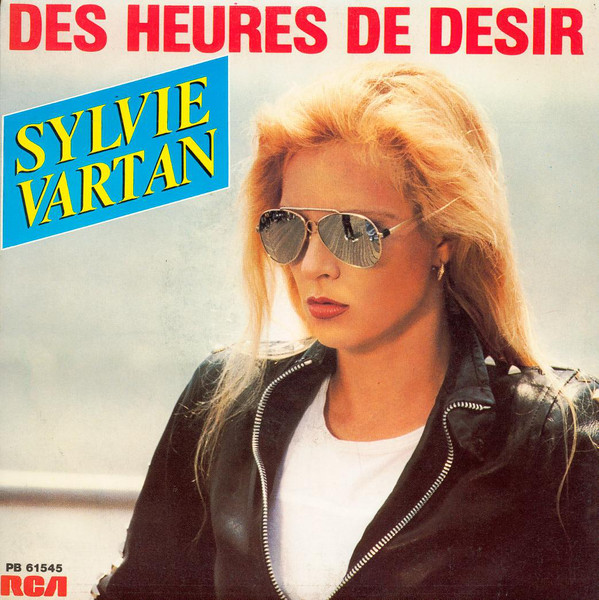Sylvie Vartan - Des Heures De Désir - vinyl record