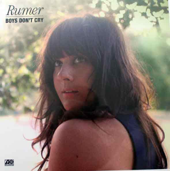 Rumer - Boys Don't Cry - vinyl record