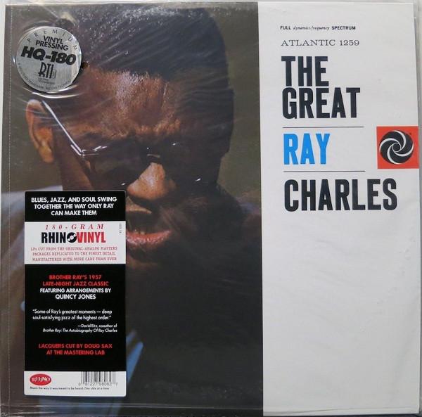 Ray Charles - The Great Ray Charles - vinyl record