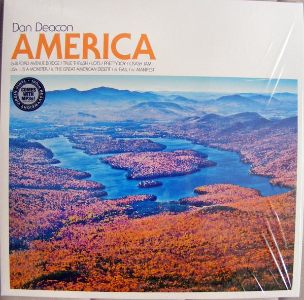 Dan Deacon - America - vinyl record