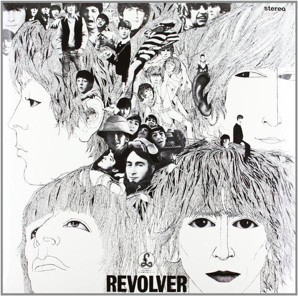 The Beatles - Revolver - vinyl record