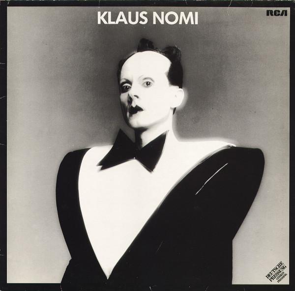 Klaus Nomi - Klaus Nomi