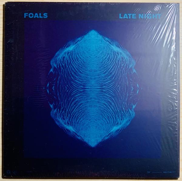 Foals - Late Night - vinyl record