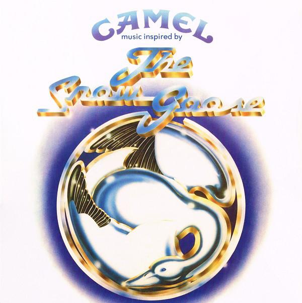 Camel - The Snow Goose - vinyl record