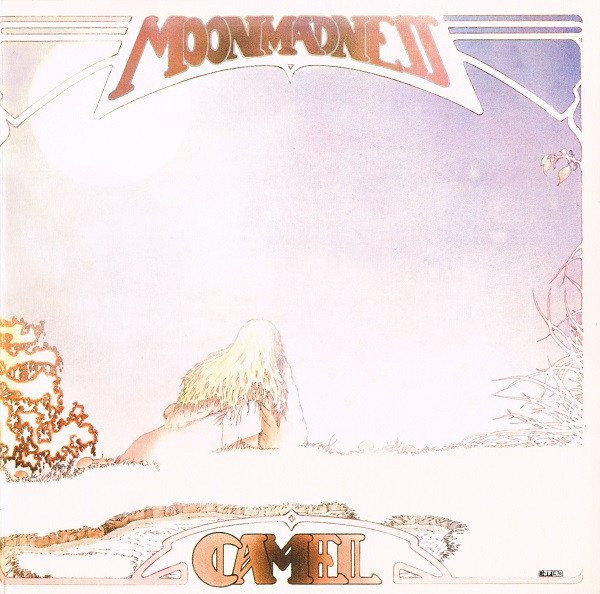 Camel - Moonmadness - vinyl record